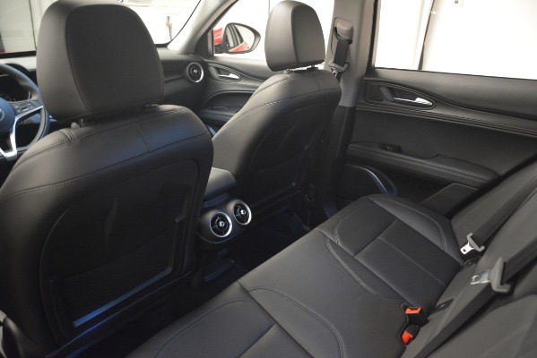 New 2019 Alfa Romeo Stelvio Q4 for sale Sold at Aston Martin of Greenwich in Greenwich CT 06830 19