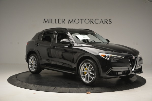 New 2019 Alfa Romeo Stelvio Sport Q4 for sale Sold at Aston Martin of Greenwich in Greenwich CT 06830 10