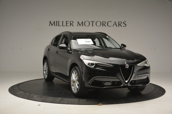 New 2019 Alfa Romeo Stelvio Sport Q4 for sale Sold at Aston Martin of Greenwich in Greenwich CT 06830 11