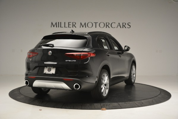New 2019 Alfa Romeo Stelvio Sport Q4 for sale Sold at Aston Martin of Greenwich in Greenwich CT 06830 7