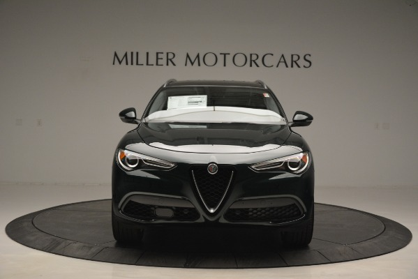 New 2019 Alfa Romeo Stelvio Q4 for sale Sold at Aston Martin of Greenwich in Greenwich CT 06830 12