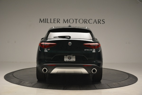 New 2019 Alfa Romeo Stelvio Q4 for sale Sold at Aston Martin of Greenwich in Greenwich CT 06830 6