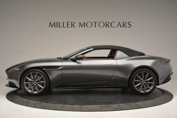 Used 2019 Aston Martin DB11 Volante for sale $214,990 at Aston Martin of Greenwich in Greenwich CT 06830 15