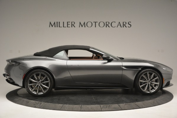 New 2019 Aston Martin DB11 V8 Convertible for sale Sold at Aston Martin of Greenwich in Greenwich CT 06830 16