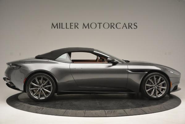 Used 2019 Aston Martin DB11 Volante for sale $214,990 at Aston Martin of Greenwich in Greenwich CT 06830 16
