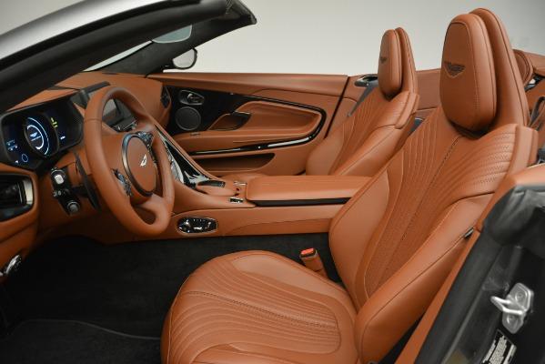 Used 2019 Aston Martin DB11 Volante for sale $214,990 at Aston Martin of Greenwich in Greenwich CT 06830 19