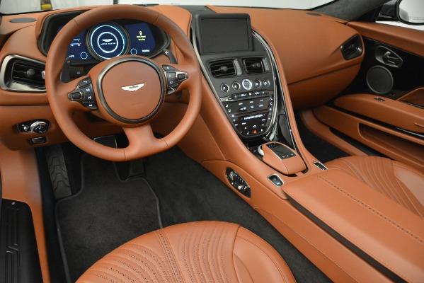 Used 2019 Aston Martin DB11 Volante for sale $214,990 at Aston Martin of Greenwich in Greenwich CT 06830 20