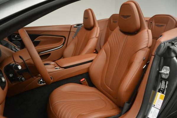 Used 2019 Aston Martin DB11 Volante for sale $214,990 at Aston Martin of Greenwich in Greenwich CT 06830 21