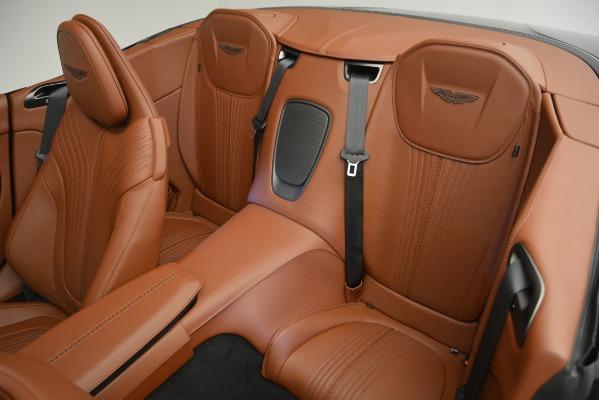 Used 2019 Aston Martin DB11 Volante for sale $214,990 at Aston Martin of Greenwich in Greenwich CT 06830 22