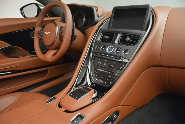 Used 2019 Aston Martin DB11 Volante for sale $214,990 at Aston Martin of Greenwich in Greenwich CT 06830 23