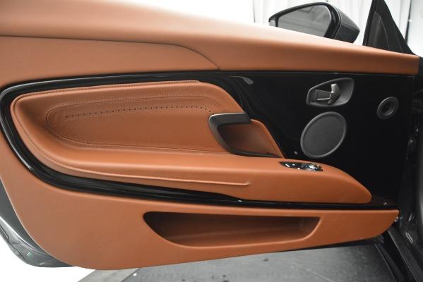 Used 2019 Aston Martin DB11 Volante for sale $214,990 at Aston Martin of Greenwich in Greenwich CT 06830 24