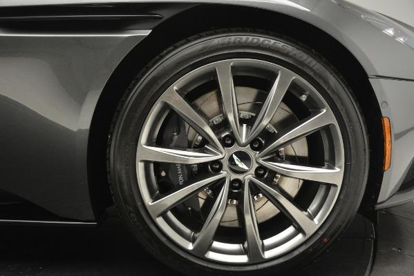 Used 2019 Aston Martin DB11 Volante for sale $214,990 at Aston Martin of Greenwich in Greenwich CT 06830 25