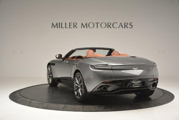 Used 2019 Aston Martin DB11 Volante for sale $214,990 at Aston Martin of Greenwich in Greenwich CT 06830 4