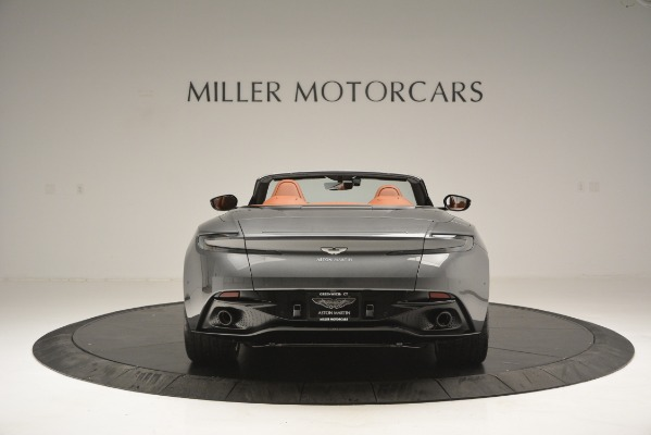 New 2019 Aston Martin DB11 V8 Convertible for sale Sold at Aston Martin of Greenwich in Greenwich CT 06830 5