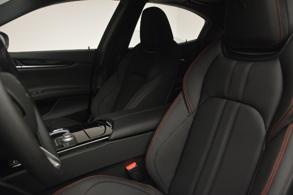 New 2019 Maserati Ghibli S Q4 GranSport for sale Sold at Aston Martin of Greenwich in Greenwich CT 06830 15