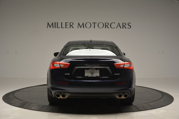 New 2019 Maserati Ghibli S Q4 for sale Sold at Aston Martin of Greenwich in Greenwich CT 06830 6