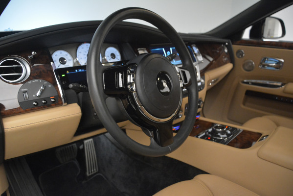 Used 2018 Rolls-Royce Ghost for sale Sold at Aston Martin of Greenwich in Greenwich CT 06830 16