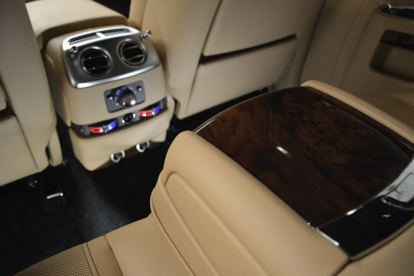 Used 2018 Rolls-Royce Ghost for sale Sold at Aston Martin of Greenwich in Greenwich CT 06830 23