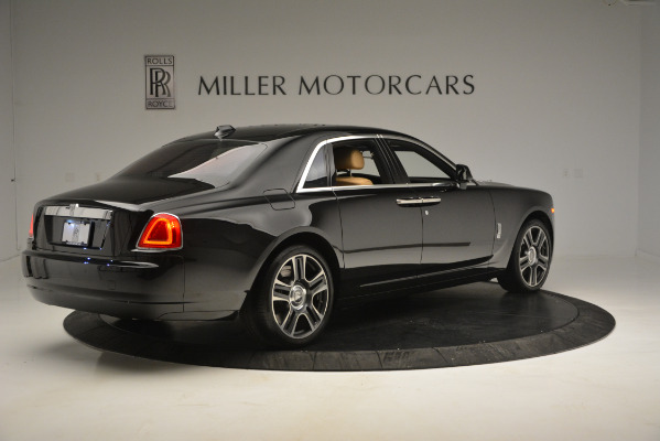 Used 2018 Rolls-Royce Ghost for sale Sold at Aston Martin of Greenwich in Greenwich CT 06830 8