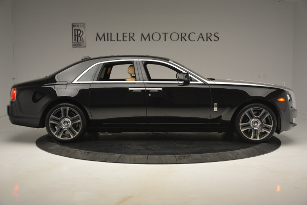 Used 2018 Rolls-Royce Ghost for sale Sold at Aston Martin of Greenwich in Greenwich CT 06830 9