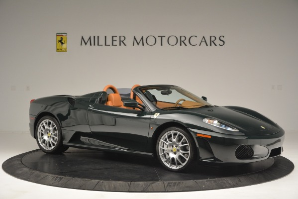 Used 2005 Ferrari F430 Spider for sale Sold at Aston Martin of Greenwich in Greenwich CT 06830 10