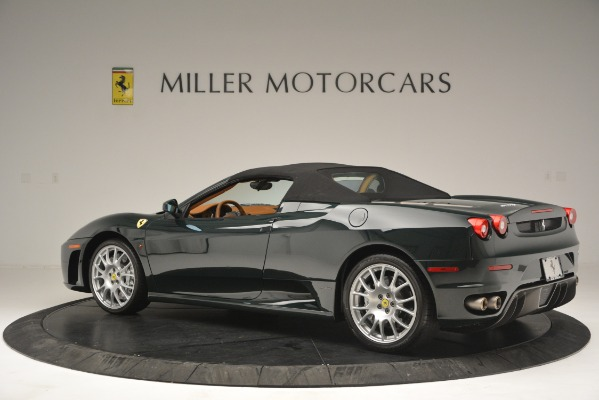 Used 2005 Ferrari F430 Spider for sale Sold at Aston Martin of Greenwich in Greenwich CT 06830 16