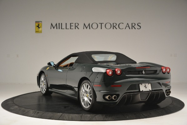Used 2005 Ferrari F430 Spider for sale Sold at Aston Martin of Greenwich in Greenwich CT 06830 17