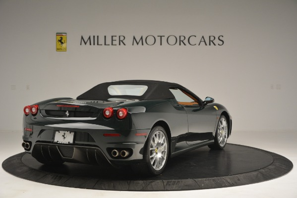 Used 2005 Ferrari F430 Spider for sale Sold at Aston Martin of Greenwich in Greenwich CT 06830 19