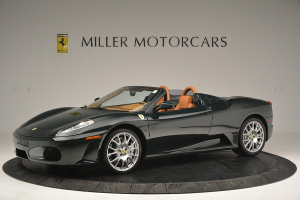 Used 2005 Ferrari F430 Spider for sale Sold at Aston Martin of Greenwich in Greenwich CT 06830 2
