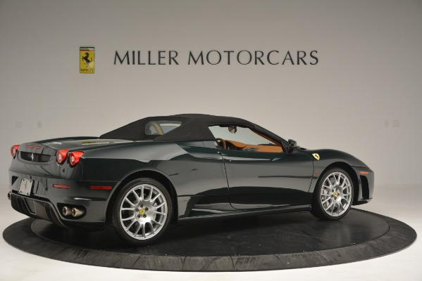 Used 2005 Ferrari F430 Spider for sale Sold at Aston Martin of Greenwich in Greenwich CT 06830 20