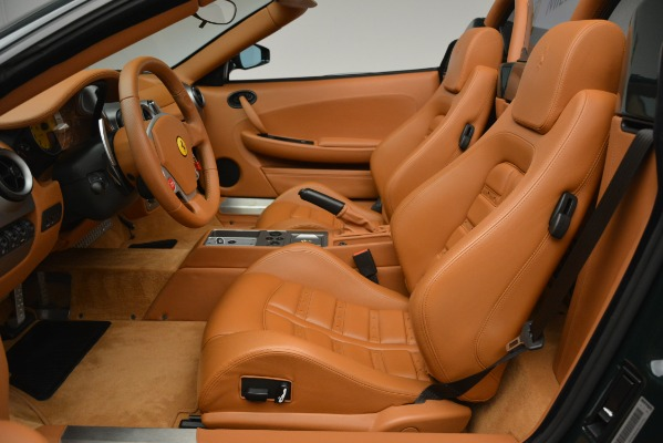 Used 2005 Ferrari F430 Spider for sale Sold at Aston Martin of Greenwich in Greenwich CT 06830 26