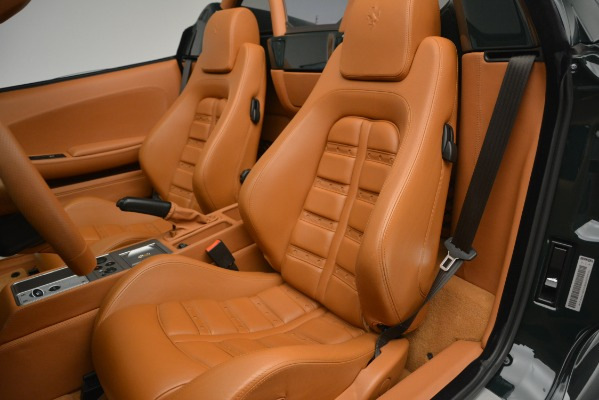 Used 2005 Ferrari F430 Spider for sale Sold at Aston Martin of Greenwich in Greenwich CT 06830 27