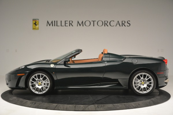 Used 2005 Ferrari F430 Spider for sale Sold at Aston Martin of Greenwich in Greenwich CT 06830 3