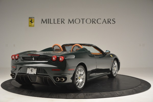 Used 2005 Ferrari F430 Spider for sale Sold at Aston Martin of Greenwich in Greenwich CT 06830 7