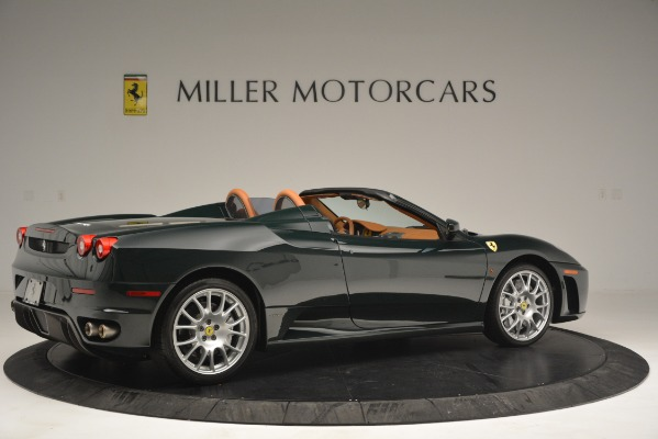 Used 2005 Ferrari F430 Spider for sale Sold at Aston Martin of Greenwich in Greenwich CT 06830 8