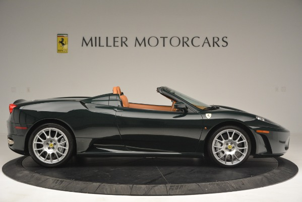 Used 2005 Ferrari F430 Spider for sale Sold at Aston Martin of Greenwich in Greenwich CT 06830 9