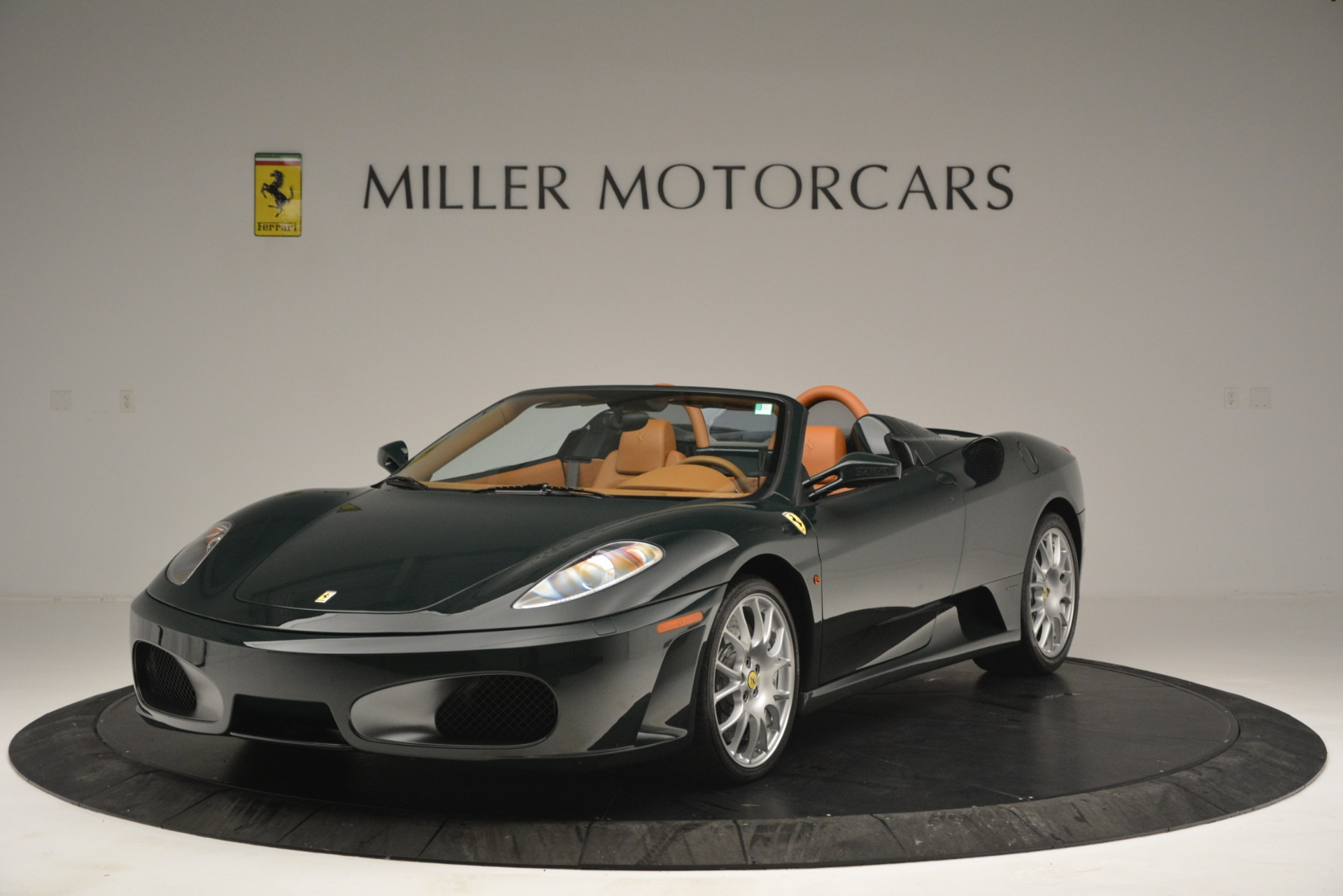 Used 2005 Ferrari F430 Spider for sale Sold at Aston Martin of Greenwich in Greenwich CT 06830 1
