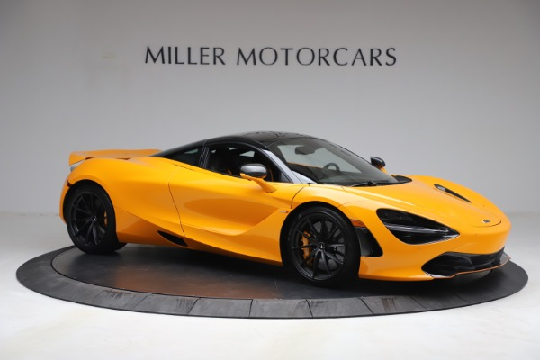 New 2019 McLaren 720S Performance for sale Sold at Aston Martin of Greenwich in Greenwich CT 06830 10