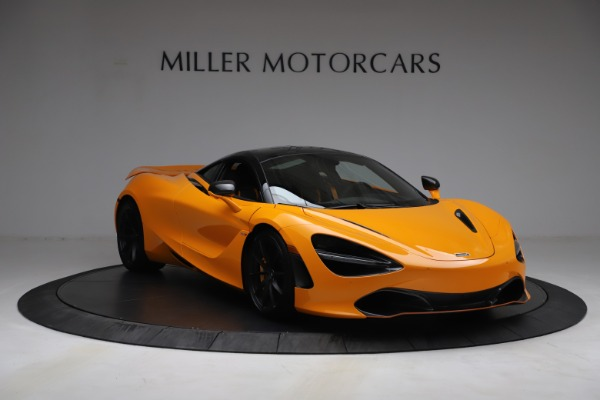Used 2019 McLaren 720S Performance for sale $309,990 at Aston Martin of Greenwich in Greenwich CT 06830 11