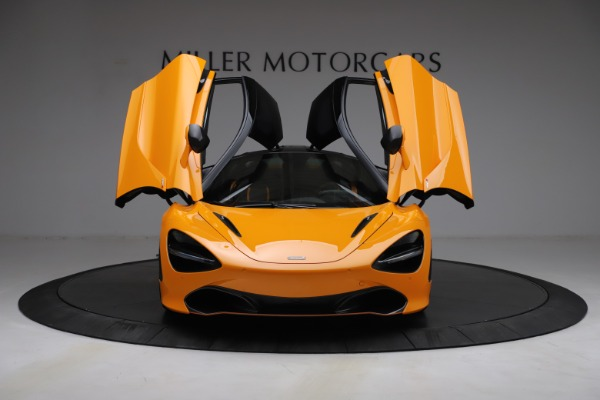 Used 2019 McLaren 720S Performance for sale $309,990 at Aston Martin of Greenwich in Greenwich CT 06830 13