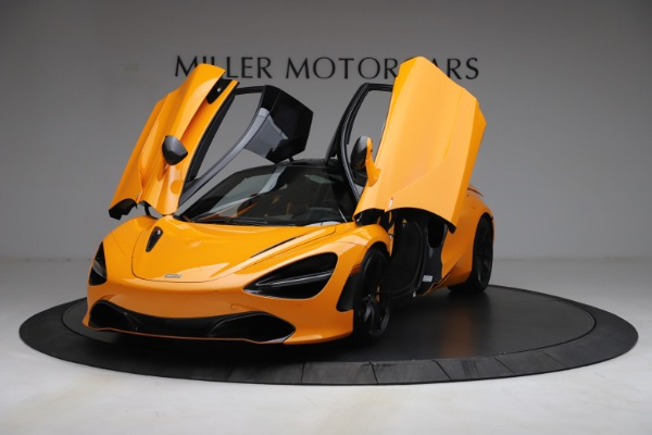 New 2019 McLaren 720S Performance for sale Sold at Aston Martin of Greenwich in Greenwich CT 06830 14