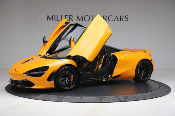New 2019 McLaren 720S Performance for sale Sold at Aston Martin of Greenwich in Greenwich CT 06830 15