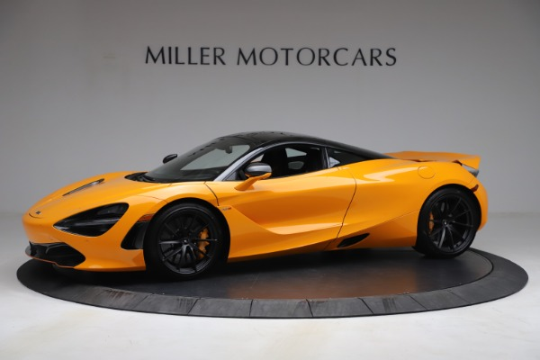 New 2019 McLaren 720S Performance for sale Sold at Aston Martin of Greenwich in Greenwich CT 06830 2