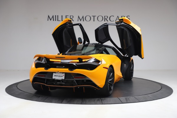 New 2019 McLaren 720S Performance for sale Sold at Aston Martin of Greenwich in Greenwich CT 06830 20