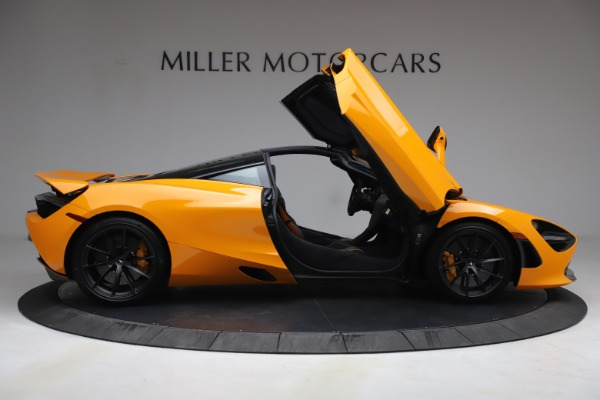 New 2019 McLaren 720S Performance for sale Sold at Aston Martin of Greenwich in Greenwich CT 06830 22