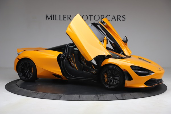 New 2019 McLaren 720S Performance for sale Sold at Aston Martin of Greenwich in Greenwich CT 06830 23