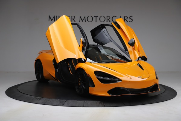 Used 2019 McLaren 720S Performance for sale $309,990 at Aston Martin of Greenwich in Greenwich CT 06830 24