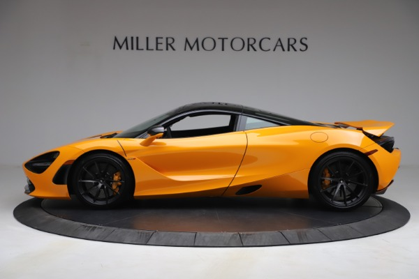 New 2019 McLaren 720S Performance for sale Sold at Aston Martin of Greenwich in Greenwich CT 06830 3