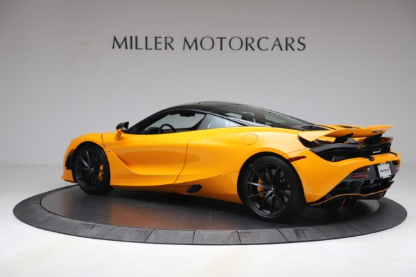 New 2019 McLaren 720S Performance for sale Sold at Aston Martin of Greenwich in Greenwich CT 06830 4
