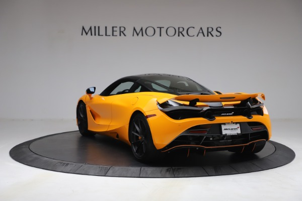 New 2019 McLaren 720S Performance for sale Sold at Aston Martin of Greenwich in Greenwich CT 06830 5